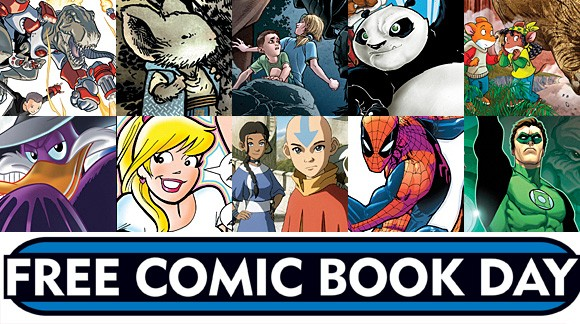 free comic book day sau unde primesti benzi desenate gratuite in