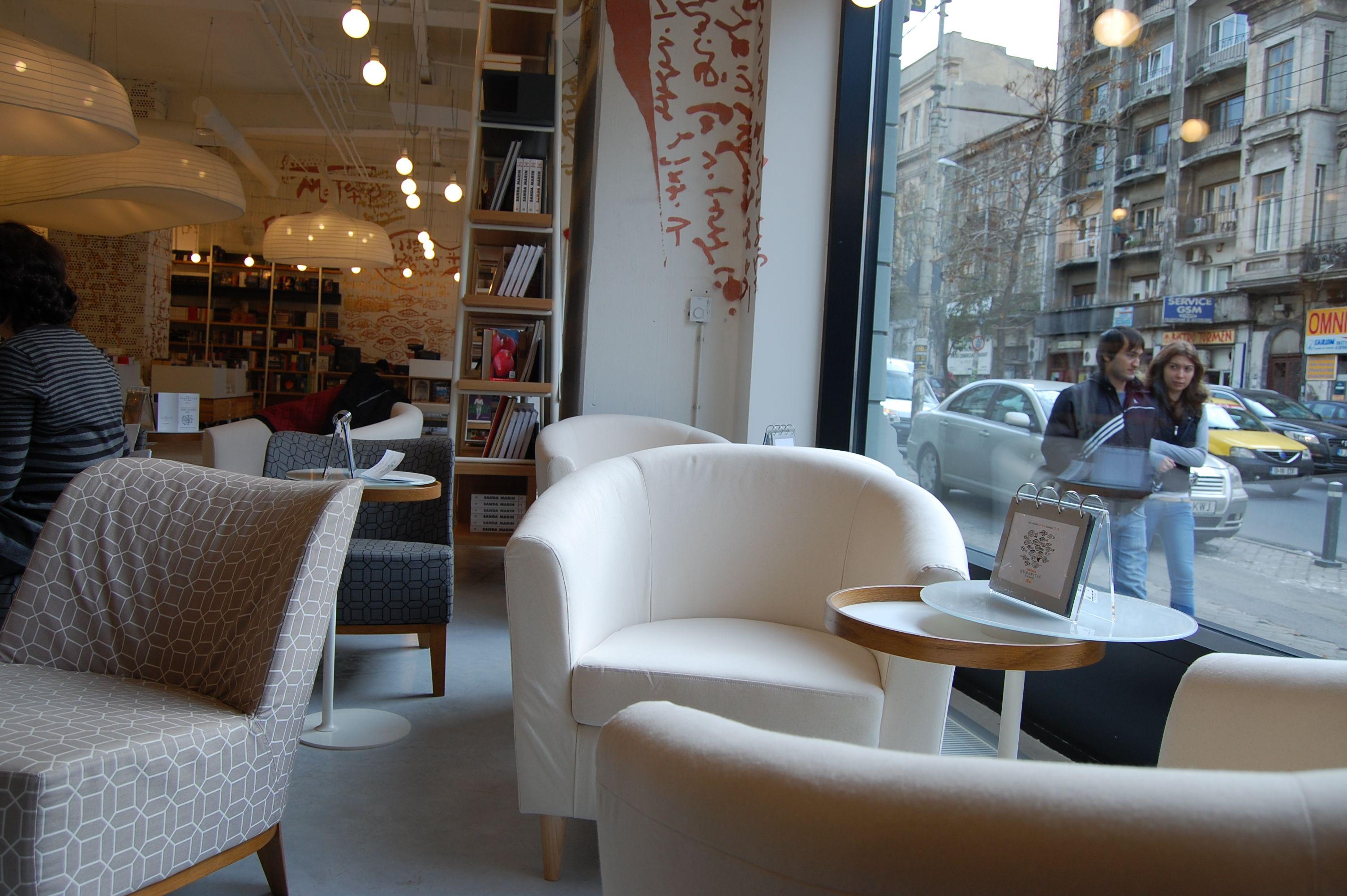 Am fost la noul Humanitas de la Cismigiu, cea mai frumoasa librarie din centrul Bucurestiului