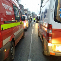 La zi pe Metropotam - Accident in centrul Bucurestiului- o femeie a fost lovita de o masina