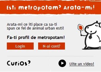 profil de metropotam