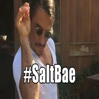 Cele mai tari meme-uri cu #Saltbae, chef-ul care a facut senzatie pe Internet