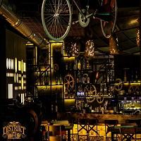 Cronici Restaurante International din Romania - Distrikt 42 - primul gastropub steampunk din Bucuresti, rupt din povestile lui Jules Verne
