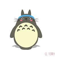 La zi pe Metropotam - GIF-uri adorabile cu Totoro care o sa te motiveze sa faci miscare