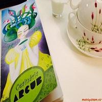 Cronici Ceainarii din Romania - Ceainaria ArCuB - un loc magic si una dintre cele mai frumoase ceainarii din Bucuresti