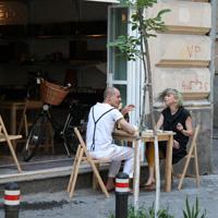 Cronici Terase din Romania - Bar A1 - Atelierul Mecanic din Piata Amzei
