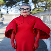 Advanced Style: Older and Wiser, proiect foto care demonstreaza ca stilul nu are varsta
