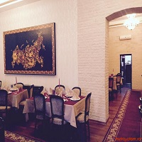 Cronici Restaurante din Romania - Russian House, un nou restaurant din Bucuresti unde gasesti preparate moldovenesti traditionale
