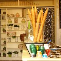 Cronici Cafenele din Romania - Inni Gelato din Centrul Vechi - gelateria desprinsa parca de pe stradutele din Italia