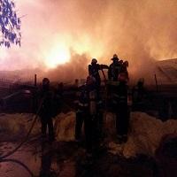 Incendiu puternic in Bamboo: clubul din Bucuresti a ars complet si mai multi oameni au ajuns la spital