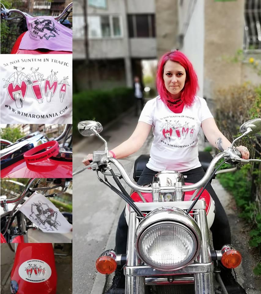 Parada fetelor motocicliste 2019