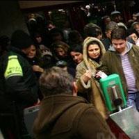 Inspectorii ANAF au inchis mai multe statii de metrou - cartelele se vindeau fara bon fiscal
