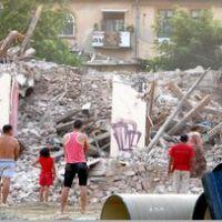 Utile - Primaria Capitalei a demolat o cladire monument istoric, care avea peste 100 de ani