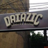 Cronici Baruri din Romania - Daiazic - loc nou pe Mantuleasca, cu o terasa perfecta pentru zilele calduroase