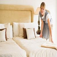 Care este trucul prin care poti depista camerele de hotel in care nu au fost schimbate cearsafurile