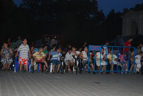 parcul bazilescu