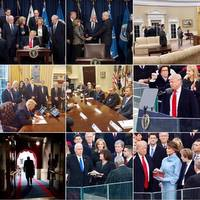 La zi pe Metropotam - Trump a sters toate pozele cu Obama de pe Instagramul Casei Albe