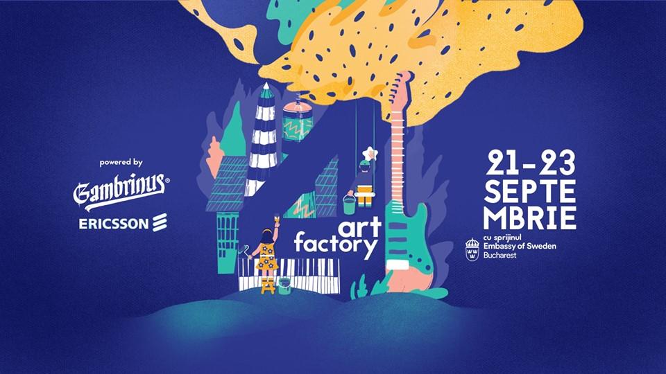 Programul Art Factory 2018