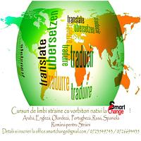 Cronici Centre culturale din Bucuresti, Romania - Smart Change – Pasul spre schimbare (P)
