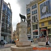 Locuri de vizitat - I <3 Bucharest: Statuia Lupoaicei - scurta istorie