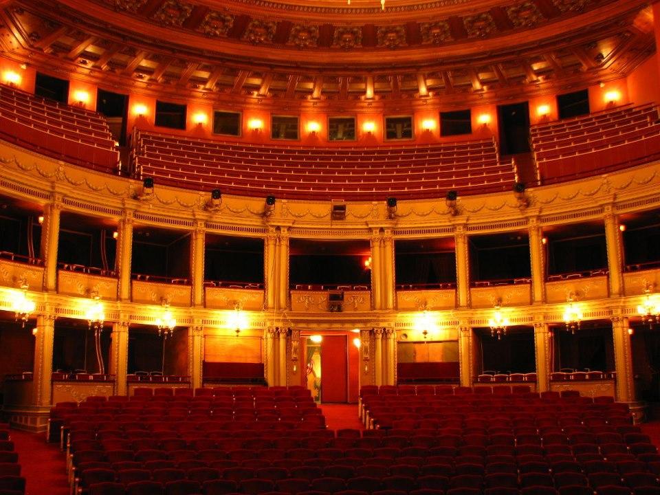 Copiii sub 6 ani, acces interzis la Opera Nationala Bucuresti