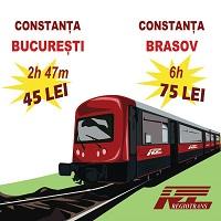 Utile - Circulatia trenurilor Regiotrans a fost suspendata