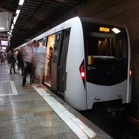 Cum arata noul tren de metrou care va circula pe magistrala Berceni - Pipera