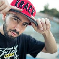 Interviuri - De vorba cu Krack - un interviu ca o poveste underground cu accente hip-hop