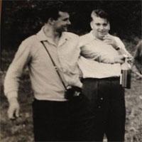 Cum se distrau barbatii pe vremea comunismului in Bucuresti