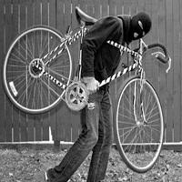 Furt de biciclete in lant: De vorba cu 'o parte vatamata'