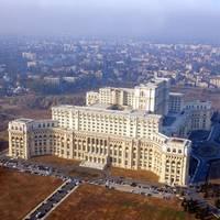 Cronici Alte locuri din Bucuresti, Romania - Palatul Parlamentului va putea fi vizitat virtual