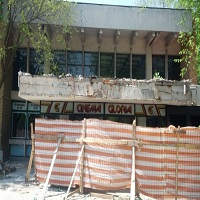 "Utile - Circulatie deviata in zona cinematografului Gloria - se va construi o ""piata urbana"""
