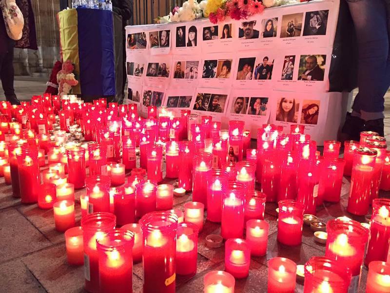 La zi pe Metropotam - Restrictii comemorare Colectiv
