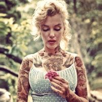 Cum ar fi aratat cele mai importante celebritati ale lumii cu tatuaje