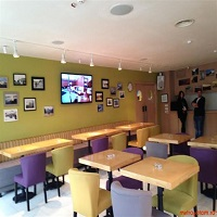 Cronici Restaurante International din Romania - SOFA bistro cafe - un local colorat, aerisit si foarte placut din Floreasca
