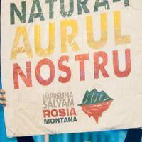 Utile - Noi proteste impotriva exploatarii miniere de la Rosia Montana se organizeaza sambata si duminica in Bucuresti