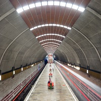 Locuri de vizitat - I <3 Bucuresti:  Cum a fost construita statia de metrou Titan