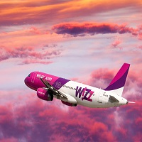 Utile - Wizz Air va lansa doua noi curse cu plecare din Bucuresti