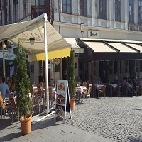Cronici Terase din Romania - Il Peccato - un restaurant italian excelent, in Centrul Vechi