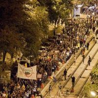 Interviuri - La ce sa te astepti cand organizezi un mars de protest - Claudiu Craciun