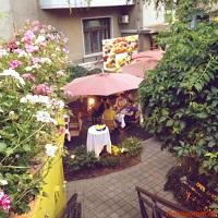 Cronici Terase din Romania - Parma in Tavola, restaurantul cu gradina cocheta de pe George Enescu, unde mananci 100% italienesc