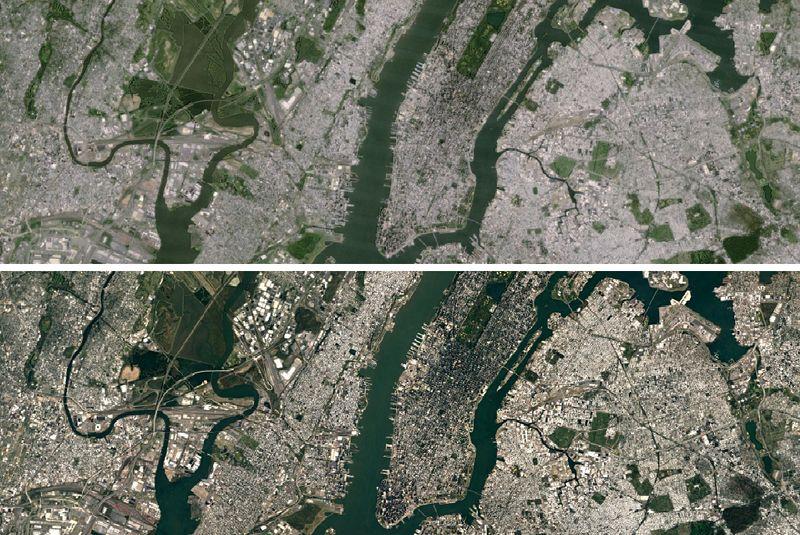 Google Si A Updatat Aplicatiile Maps Si Earth Cu Imagini Super