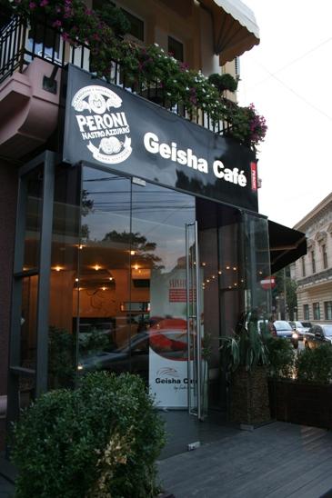 Geisha Cafe
