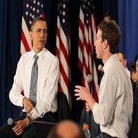 Barack Obama si Marck Zuckerberg vor discuta despre tehnologie pe Facebook Live