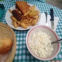 Cronici Restaurante din Bucuresti, Romania - Ok Deli - o carciuma din Floreasca, rupta parca din Eforie Nord, anii '70, unde mananci romanesc de bine