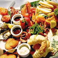 Cronici Restaurante din Bucuresti, Romania - Kostas SeaFood - o carciuma senzationala la colt de Calea Mosilor
