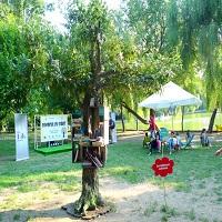 """La zi pe Metropotam - """"Copacul cu carti"""": Acces gratuit la sute de volume, de vineri, in Parcul Cismigiu"""