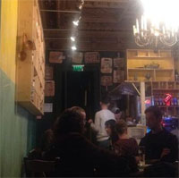 Cronici Baruri din Bucuresti, Romania - Green Hours Bistro - mancare buna intr-un decor colorat si muzica jazz pe fundal