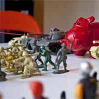 1 Decembrie, parada militara si maimutele tricolore