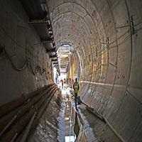 Utile - Vesti bune - tunelul care leaga Magistrala 1 si Magistrala 5 de metrou a fost finalizat