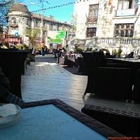 Cronici Restaurante din Bucuresti, Romania - Legere- schimbare de locatie, schimbare de atitudine